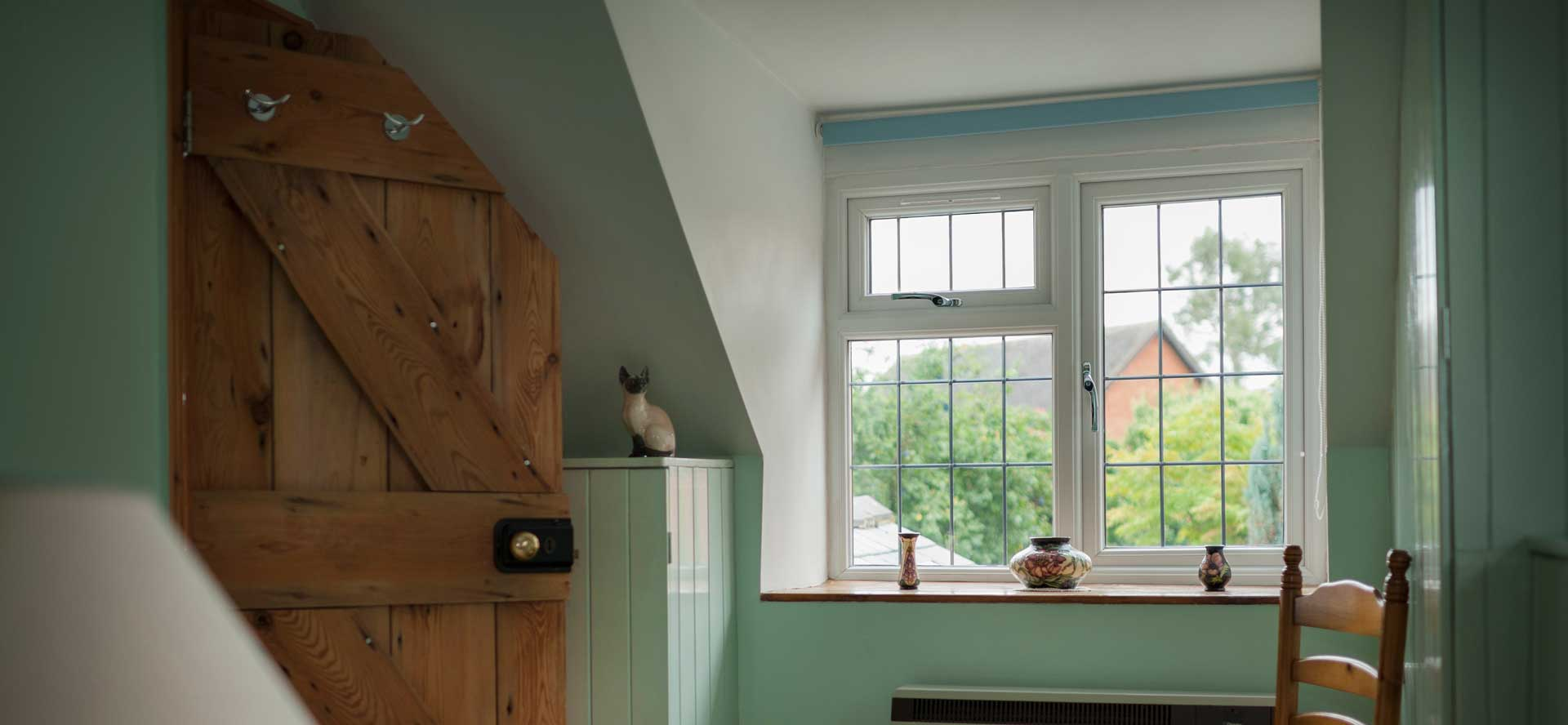 uPVC Casement Windows Colours