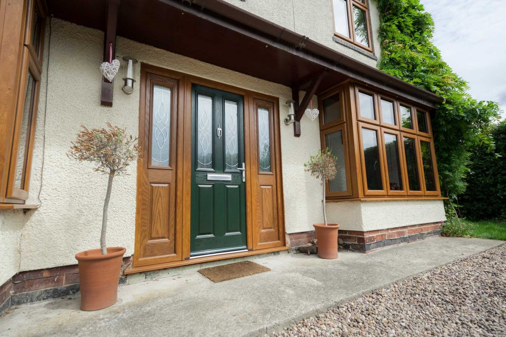 hampshire composite front doors costs