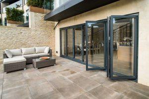 Doors, Aluminium