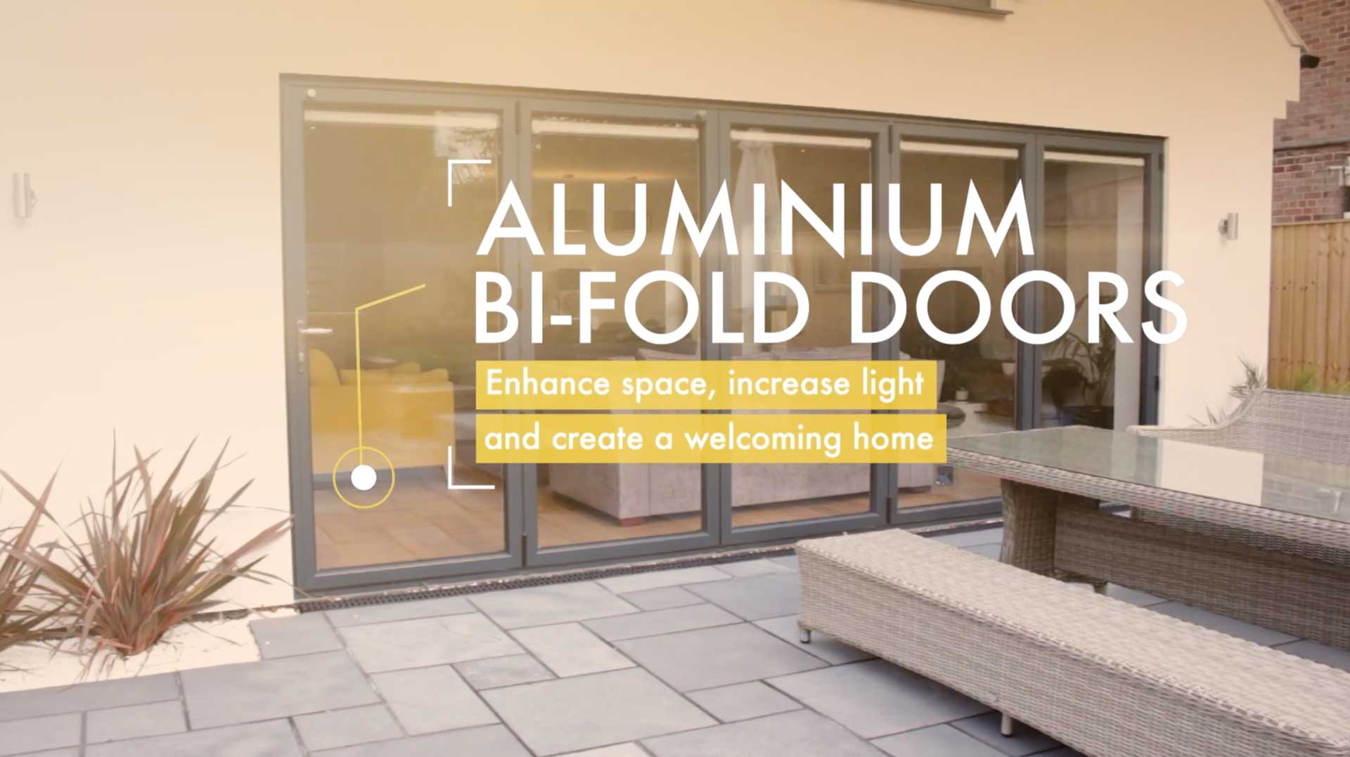 Sternfenster Bi-fold Doors