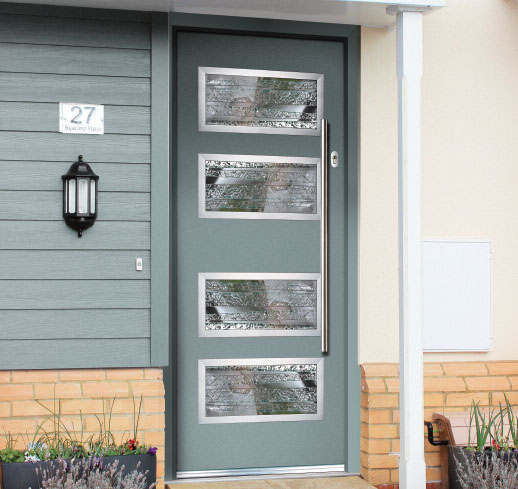 composite front doors hampshire