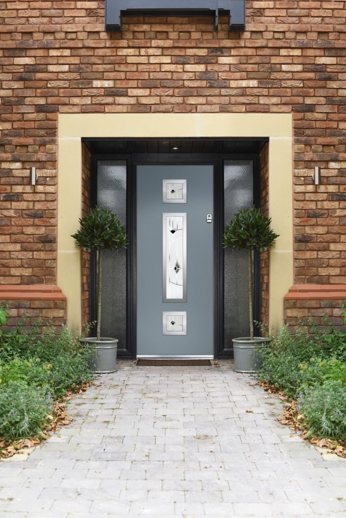 composite front doors costs hampshire