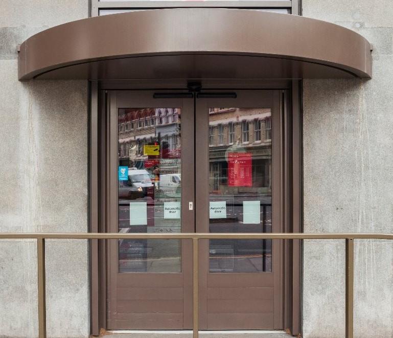 commercial aluminium doors cost park gate