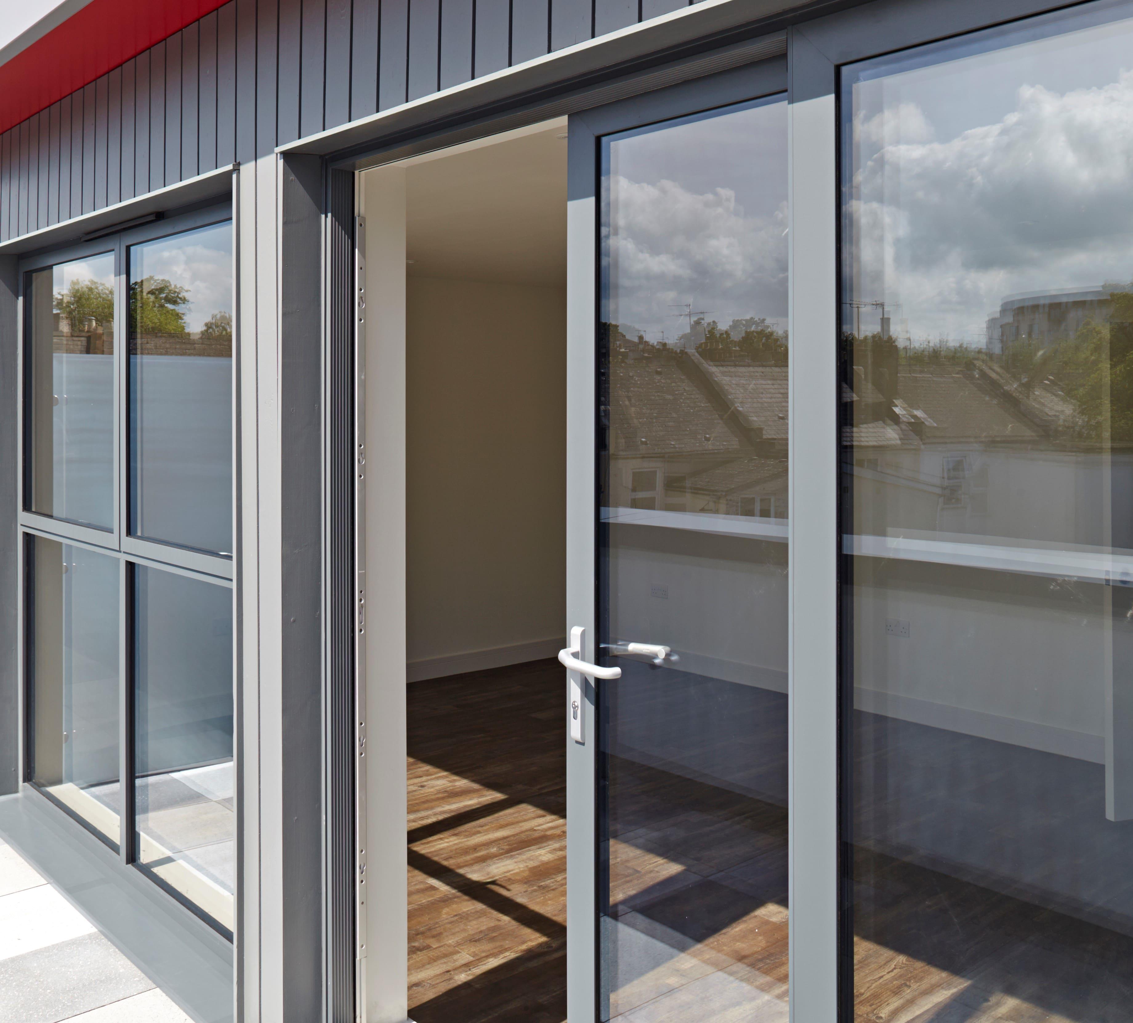commercial aluminium doors prices park gate