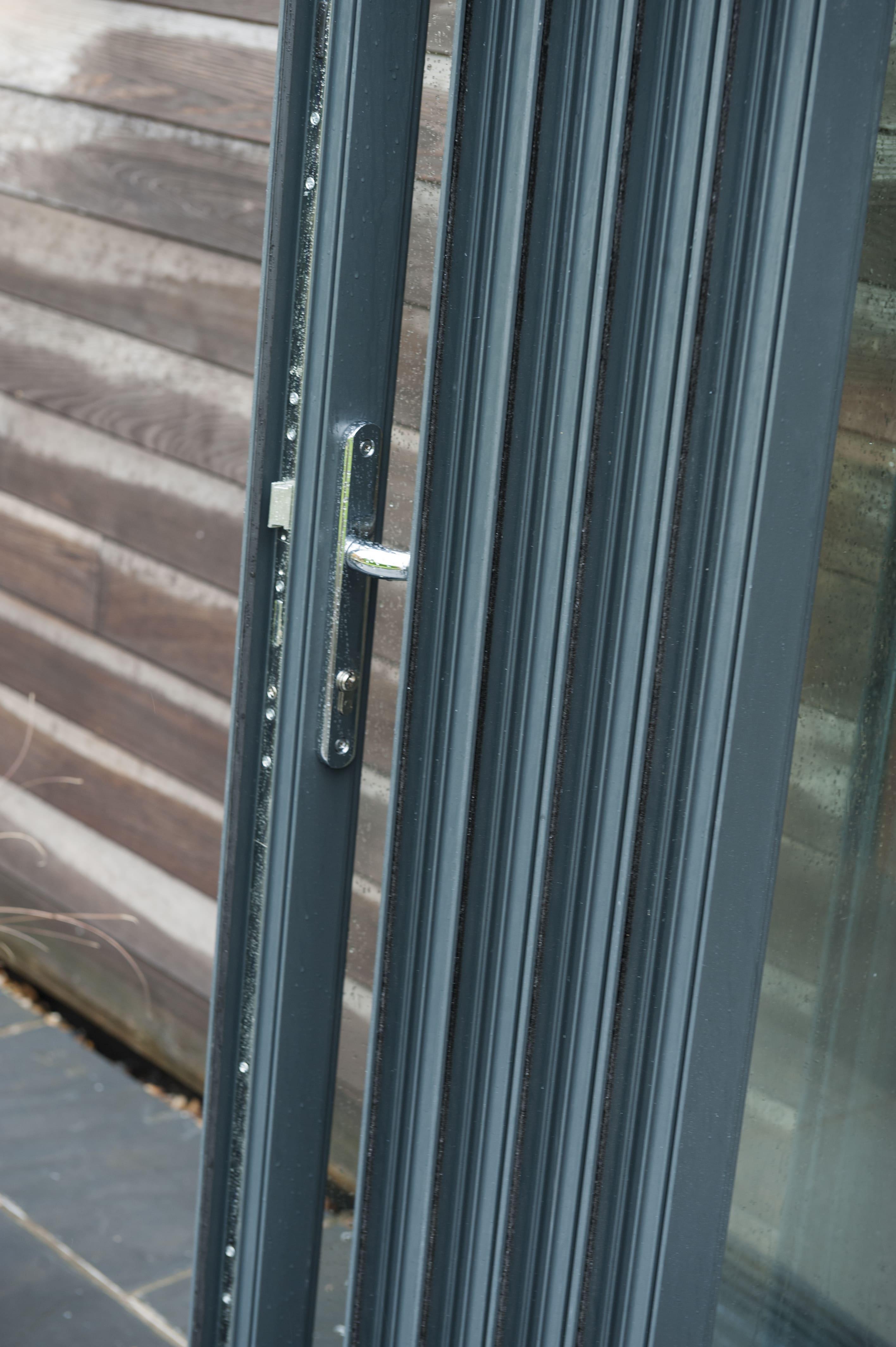 commercial uPVC door costs park gate