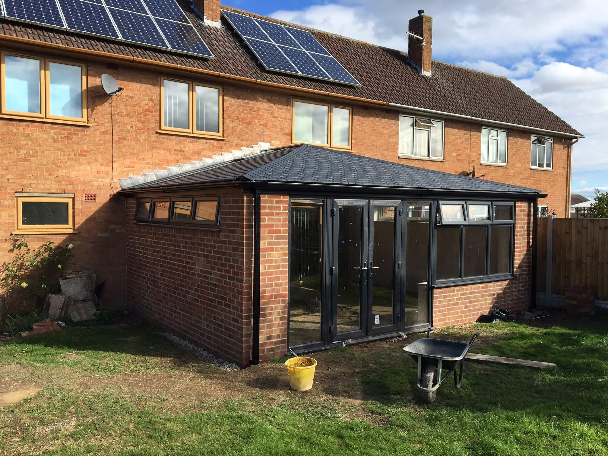 warm conservatory roof prices park gate