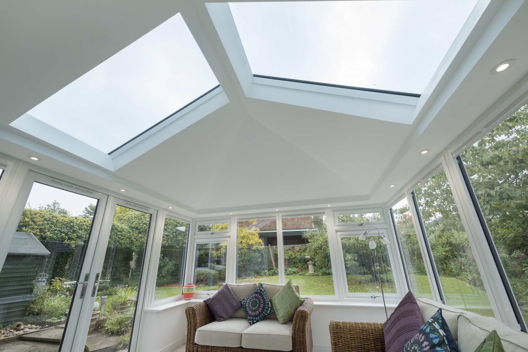 warm conservatory roof quote park gate
